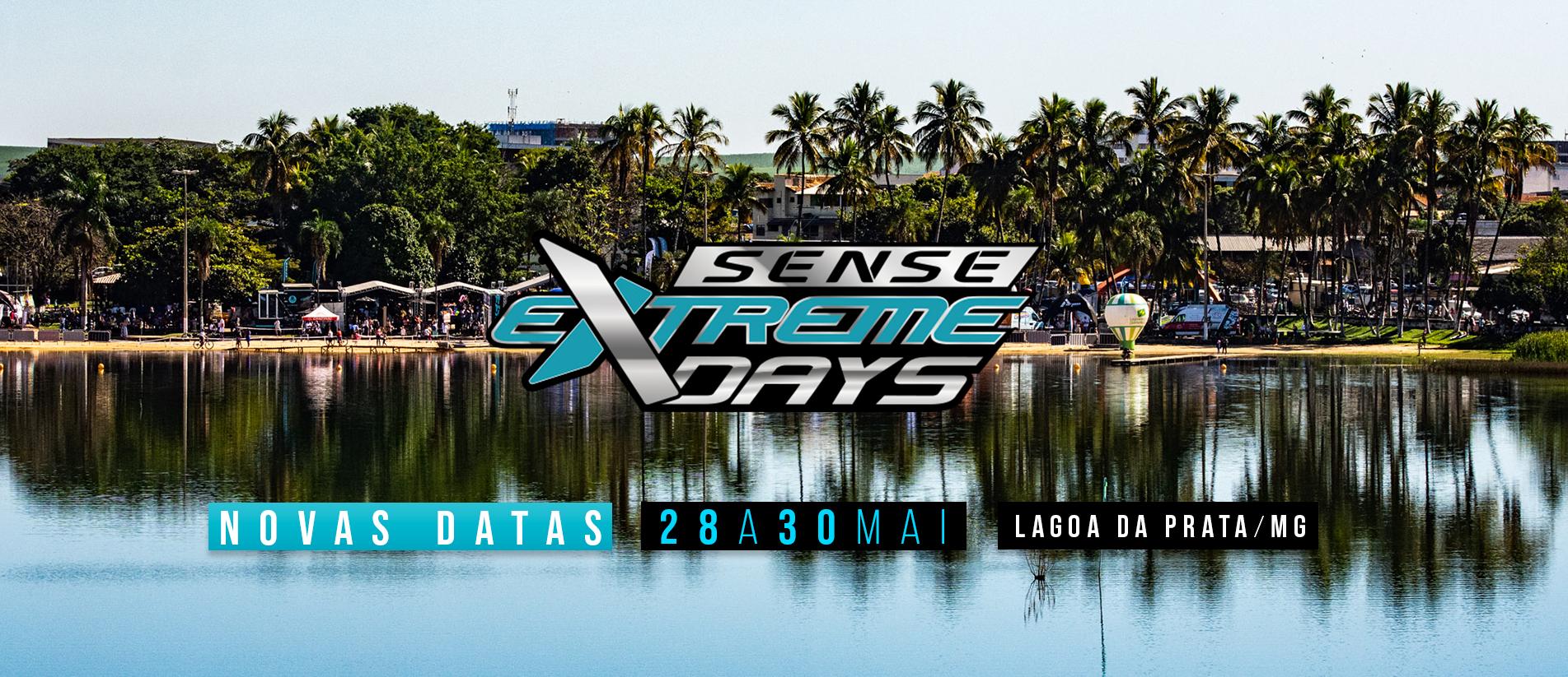 Sense eXtreme Days – Lagoa da Prata | MG